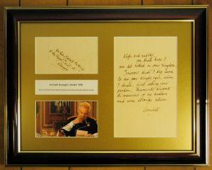 Kenneth Branagh's Hamlet Prop/Letter